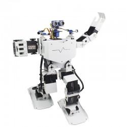 17自由度人形機器人(白色)
