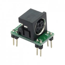 PS/2 to Breadboard Adapter