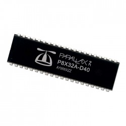 Propeller微控制晶片 (40-Pin DIP Chip)