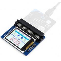 Microbit 1.8吋LCD顯示幕擴展板模組支援Arduino