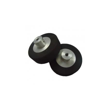 鋁圈膠胎 (Rubber Tire)