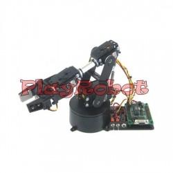 UAL5A 五軸小型機械手臂(串列通訊)