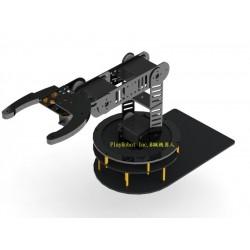 小型五軸金屬機械手臂(已組裝)(Email詢價)