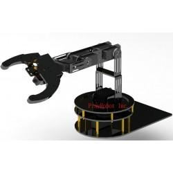 小型6軸金屬機械手臂(已組裝)(Email詢價)
