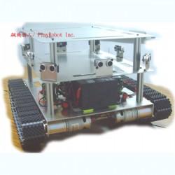 中型履帶式載台機器人 (可搭載五軸機械手臂)(Email詢價)