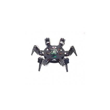 六足18動蛛型機器人-BH3RCA-BLK(全配)  (Email詢價)