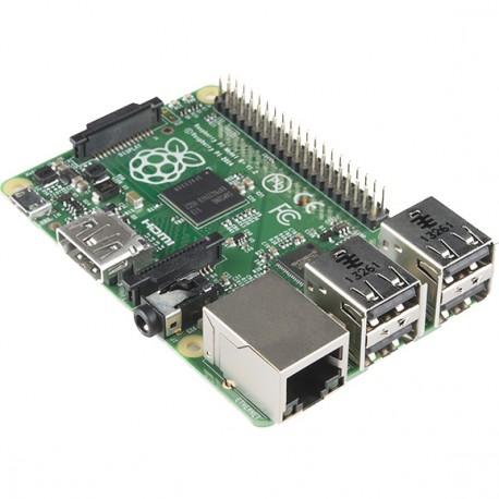 Raspberry Pi B+控制板