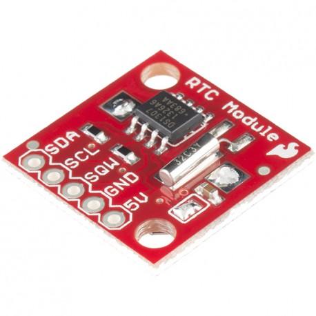 RTC - DS1307計時器模組