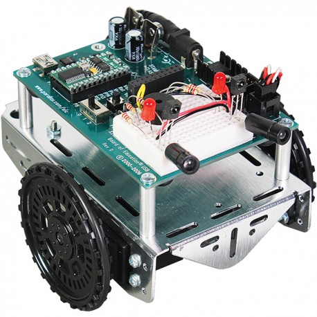 BB-Car全方位自走車