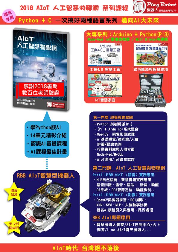 AIoT課程圖(網頁A1)