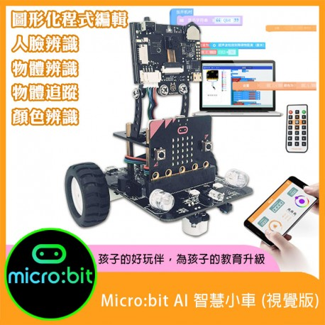 microbit AI Vision car
