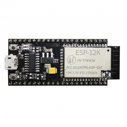 ESP-12K開發板NodeMCU-32-S2  ( 不含USB線)