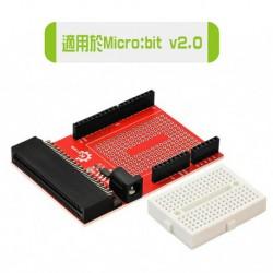 Micro:bit原型擴展板萬用板開發板