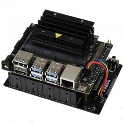 JETSON NANO 不斷電供應系統UPS模組 (帶OLED)