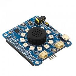 雙麥克風語音辨識錄音   (AI智慧音箱適用樹莓派4B)