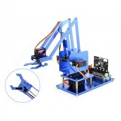 Micro:bit  4自由度 機械臂 (不含Micro:bit)