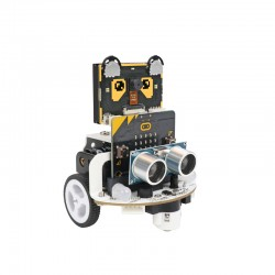 AI視覺巡線機器人 (含Micro:bit V1.5)