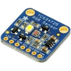 TCS34725 RBG色彩感測器(美國原裝進口)(庫存:1)