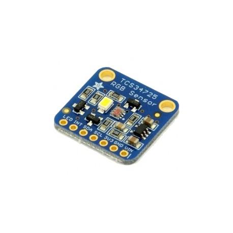 TCS34725 RBG色彩感測器