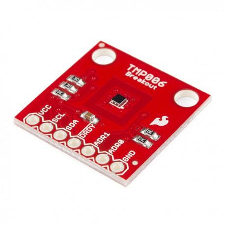 TMP006紅外線溫度感測器(I2C)