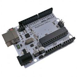 PlayDuino 控制器 / Arduino Uno Rev3 相容板 (飆機器人品質保證)