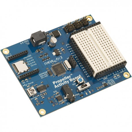 Propeller Activity Board  (Email詢價)