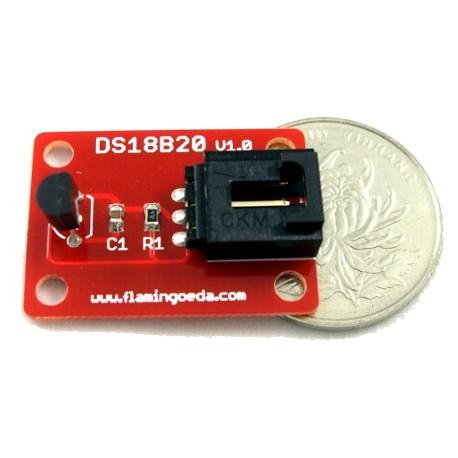 Arduino 溫度感測器 DS18B20