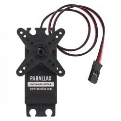 Parallax 連續旋轉伺服機