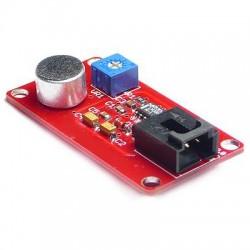 Arduino 音量感測器 聲音感知  (庫存數:1)