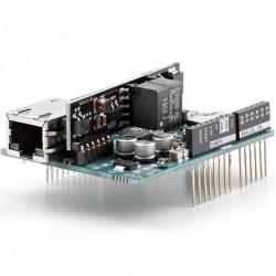 Arduino Rev3 網路擴充模組V2 (含 PoE ) (正宗義大利原廠台灣總代理_品質保證)
