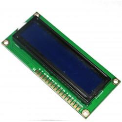 LCD 1602 藍底白字 5V 液晶模組