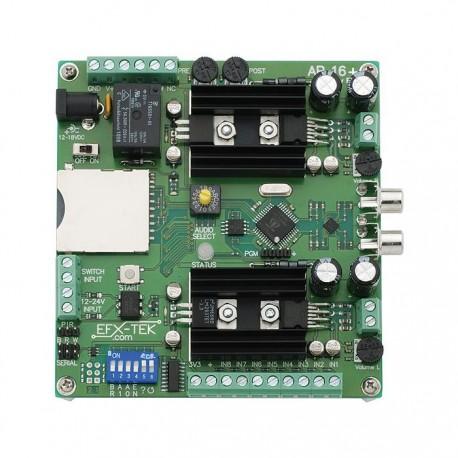 AP-16+ 智慧型語音撥放器