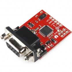 Serial Accelerometer Tri-Axis v5 - Dongle 三軸加速度計