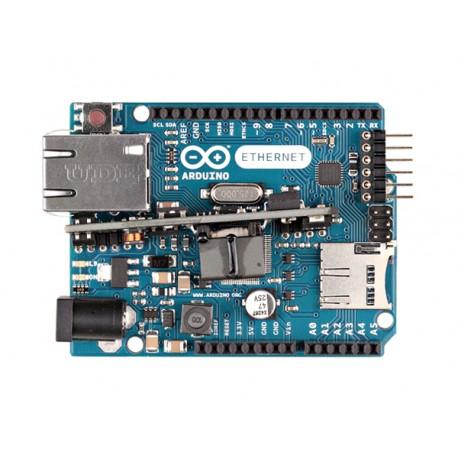 Arduino R3網路控制器 (含PoE) (正宗義大利原廠台灣總代理_品質保證)