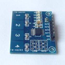 TTP224四路電容式數字觸控模組