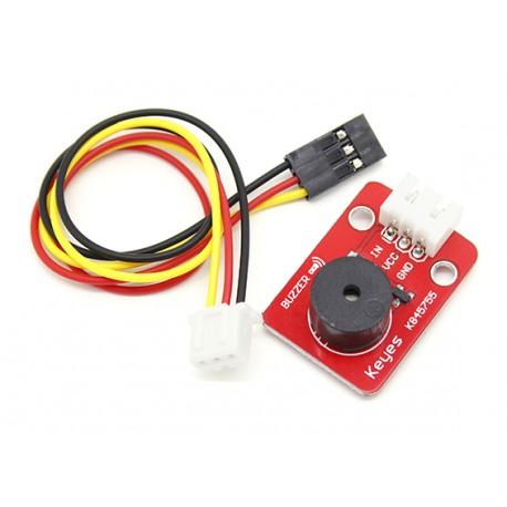 小型無源蜂鳴器模塊3-pin Active Buzzer Sound Module
