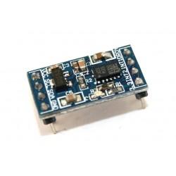 CGGs_LSM303三軸電子羅盤