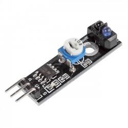黑白線尋跡識別感測器 / 循線感測