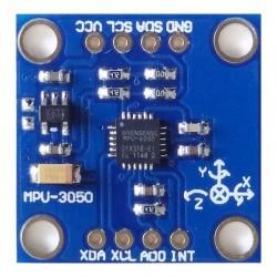 CGGs_MPU3050三軸陀螺儀