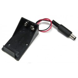 CGGs_9V電池盒