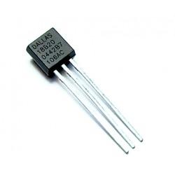 DS18B20溫度傳感測