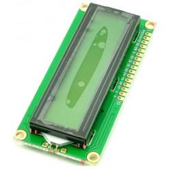 Arduino LCD 1602A (3.3V)黃綠液晶模組