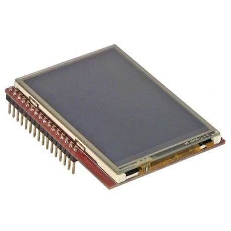 """2.4""""串列 LCD TFT 顯示模組"""