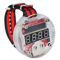 Arduino big time 穿戴式電子手錶DIY套件