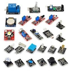 UNO R3 24款入門級感測套件(相容Arduino)