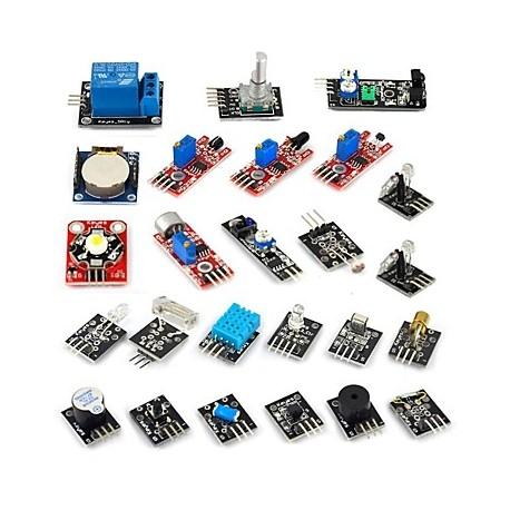 Arduino UNO R3 24款入門級感測套件