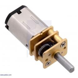 微型金屬減速馬達 (3pi 高轉速專用 快3倍)