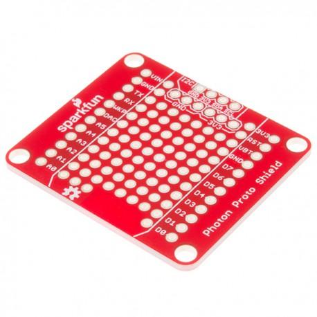 IOT Photon 原型擴充板