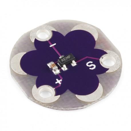 LilyPad 溫度感測器