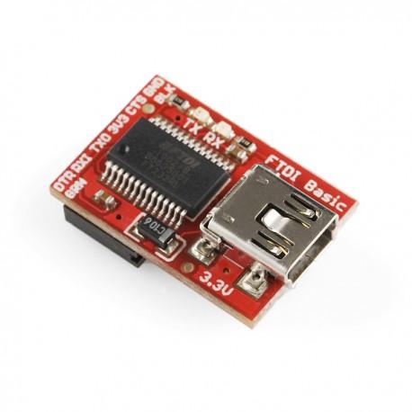 FTDI 基本轉板-3.3V